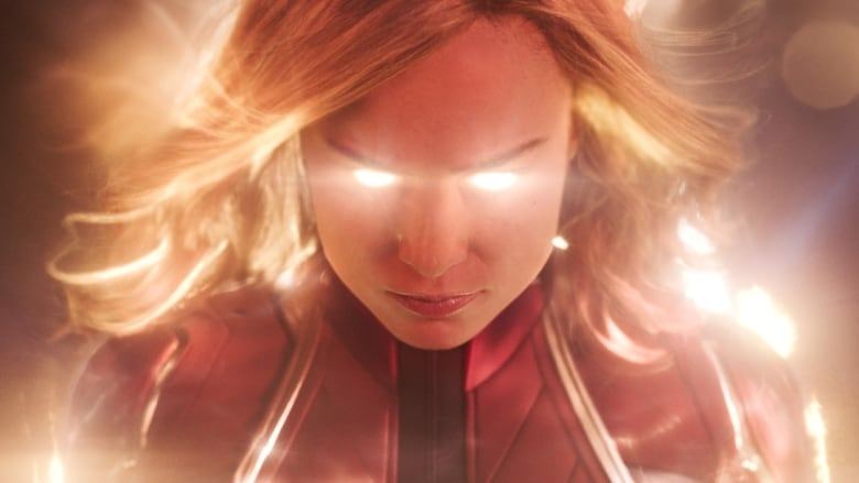 'Captain Marvel' soars to $153 million launch