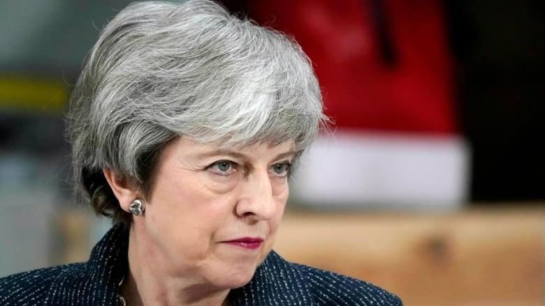 Dow Jones down after second Brexit vote defeat