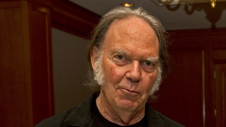 Neil Young is releasing a new archival album — and he wants you to decide what's on it