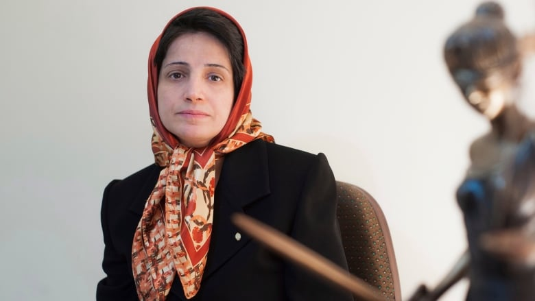 Human rights lawyer Nasrin Sotoudeh jailed 'for 38 years' in Iran