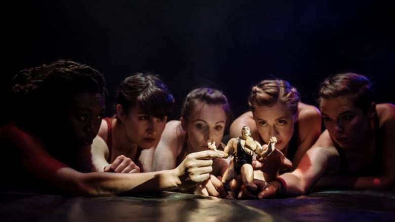 All-female ensemble tells Andre the Giant's story through wrestling and puppets