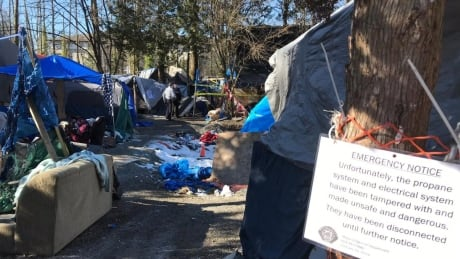 B.C. government calls Maple Ridge's bluff in unending homeless camp conflict