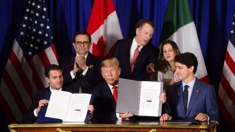 New NAFTA could add $62B to U.S. GDP, boost jobs, Congress told