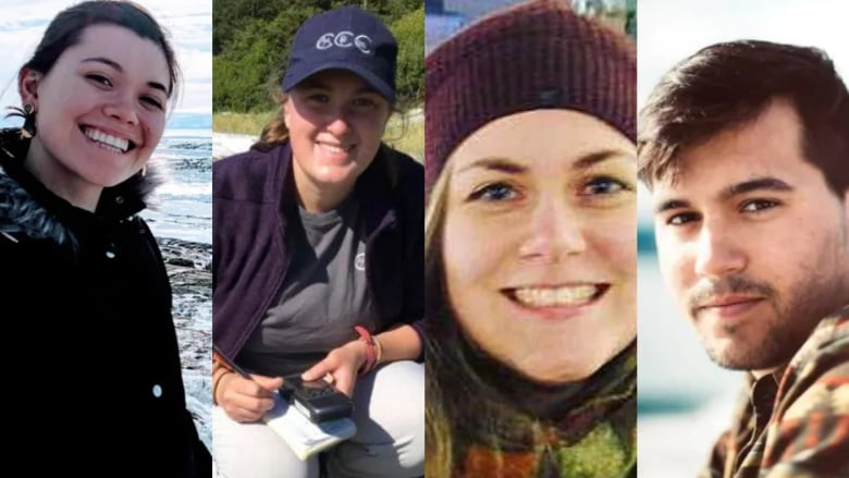 UN team devastated by deaths of 4 young environmentalists killed in