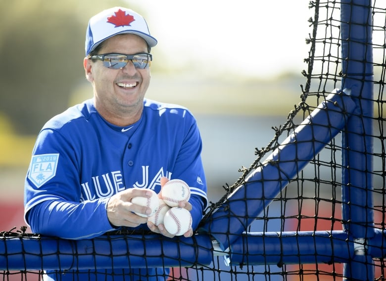 626dba6439d Toronto Blue Jays manager Charlie Montoyo is committed to competing this  season. (Nathan Denette The Canadian Press)