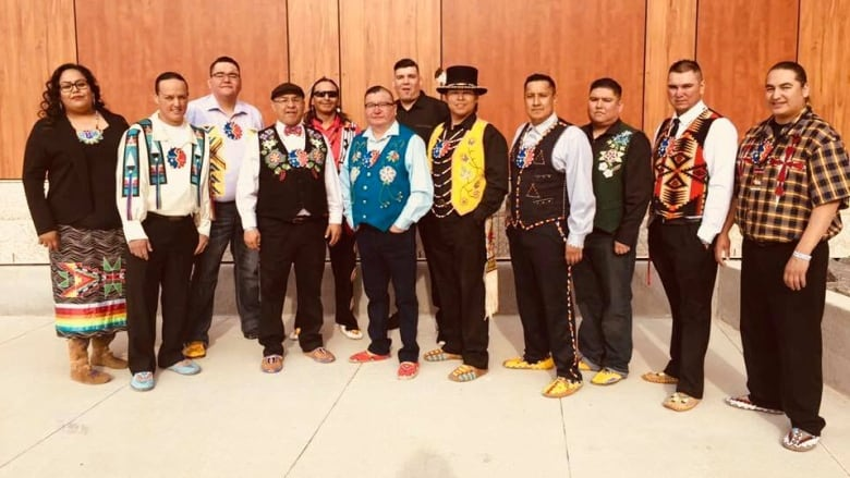 37 years, 37 albums: Northern Cree's Steve Wood on being 'ambassadors' for Treaty 6