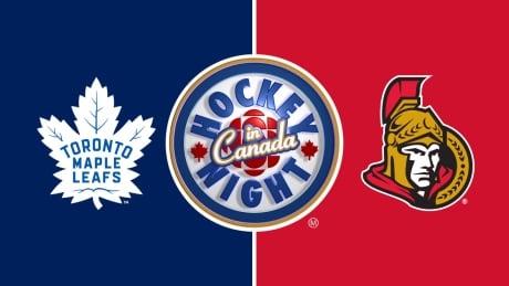 HNIC Toronto at Ottawa - Maple Leafs at Senators
