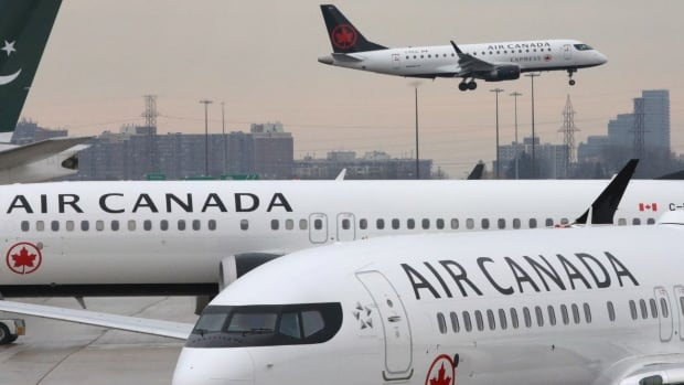 Boeing 737 Max grounding prompts Air Canada to suspend financial outlook