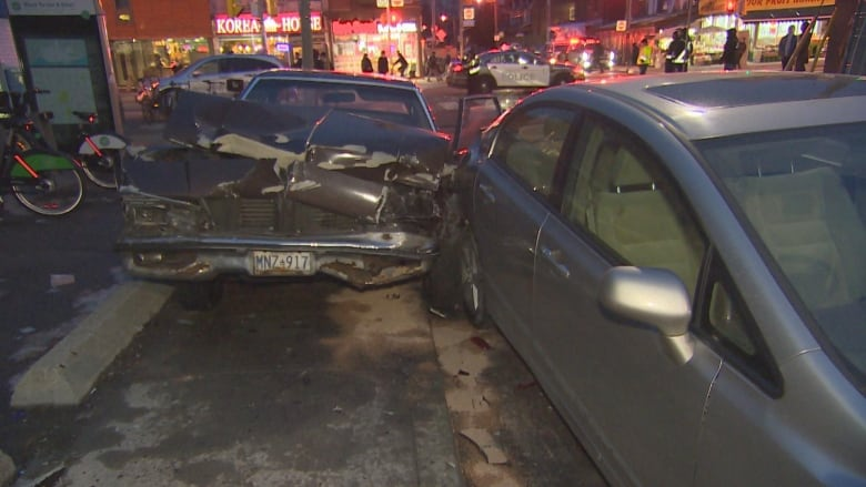 3 people sent to hospital with injuries after collision in