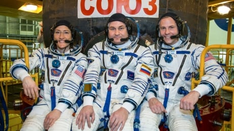 Expedition 59 crew