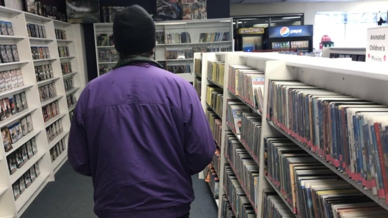 Nostalgia, free advice and 25 cent late fees: How Whitehorse's last video store is hanging on