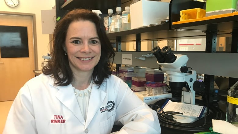 Calgary-made blood test aims to improve breast cancer