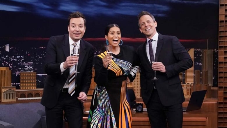 Superwoman Lilly Singh gets her own late night show!