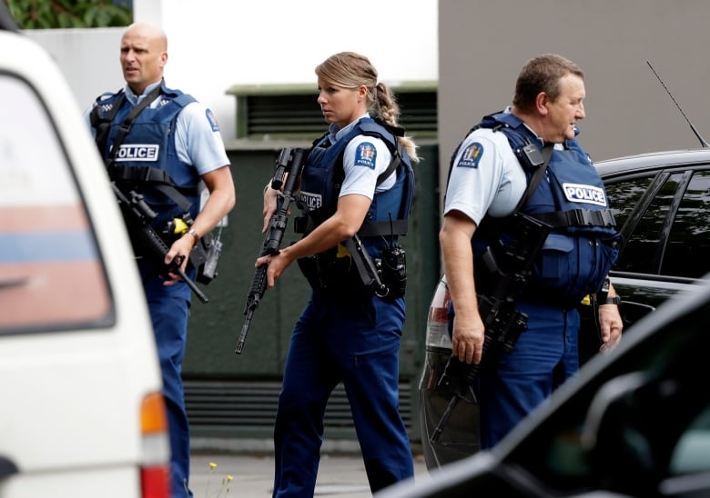 New Zealand Shootings Shocked Country With Low Crime Rates
