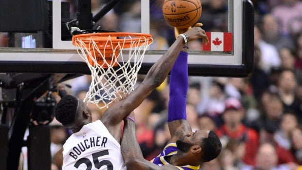 Not this time LeBron: Raptors rout ex-rival's Lakers