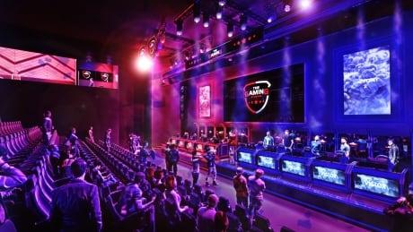 The Gaming Stadium
