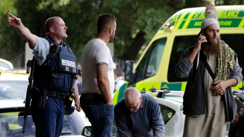 Suspect live-streamed New Zealand mosque shootings 'to spark a race war': analyst