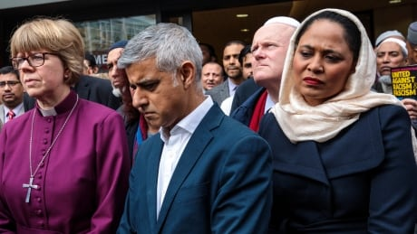 london mosque sadiq khan