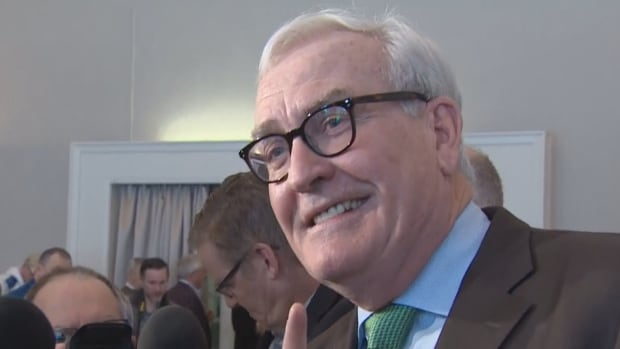 Kevin Vickers, retired sergeant-at-arms, Repeats Hierarchical Direction thumbnail