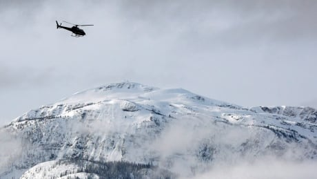 Man dies after being critically injured in avalanche near Lake Louise