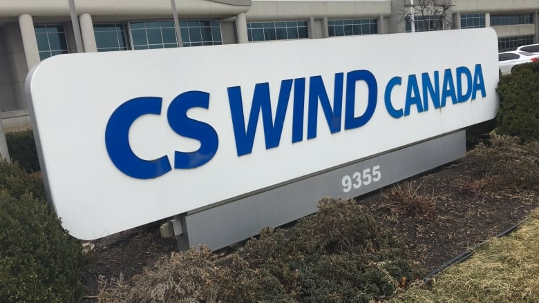 No activity at Windsor's wind turbine plant, workers laid off | CBC News