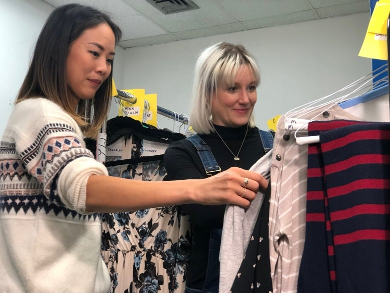 Toronto Business Hoping Rental Maternity Wear Will Save