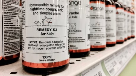 Homeopathic remedies in pharmacy