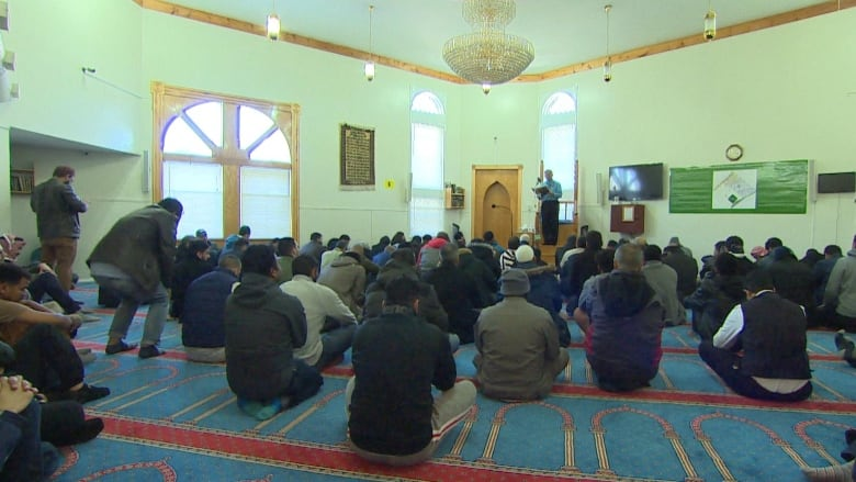 Mosque Shooting Image: N.L. Mourns 49 Killed In New Zealand Mosque Shooting
