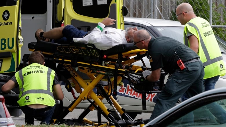 Nz Shooter Detail: 'I Can't Believe My Eyes': How The New Zealand Mosque