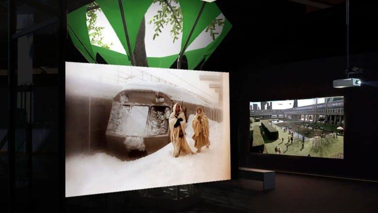 Montreal architects get $500K to show how Canada's cities hide in plain sight on screen