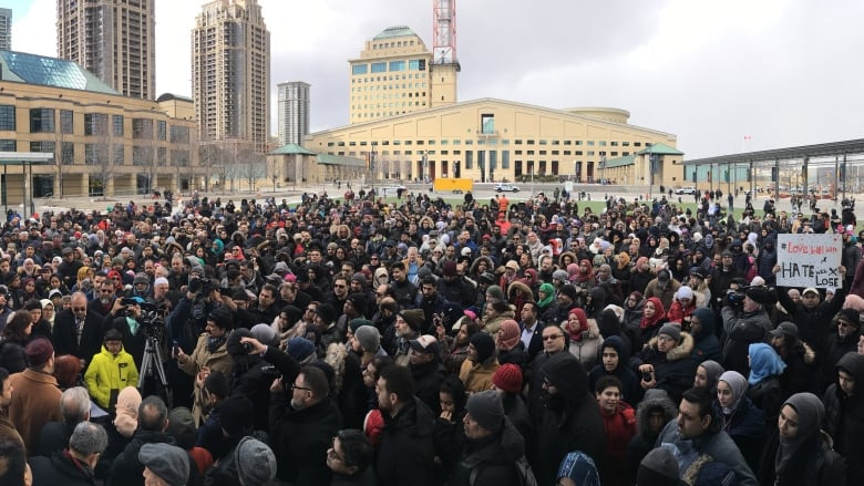 Pray For Christchurch: More Than 500 In Mississauga Pray For Victims Of