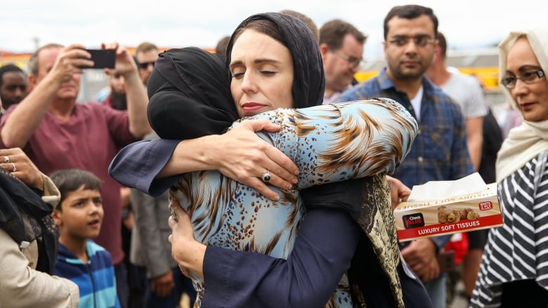 The aftermath of the Christchurch mosque shootings and the rise of far-right extremism