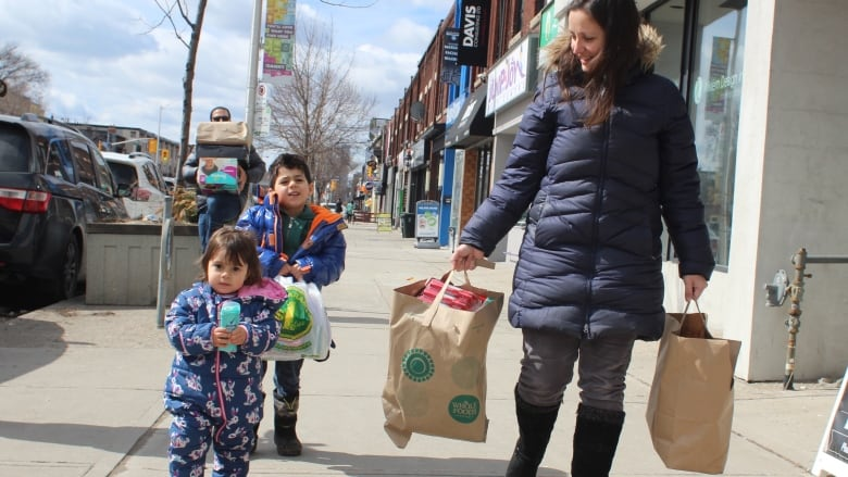 Leaside community collects 'overwhelming' amount of