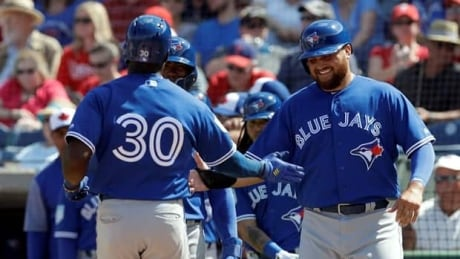 Tellez's homer lifts Blue Jays over Twins in spring training