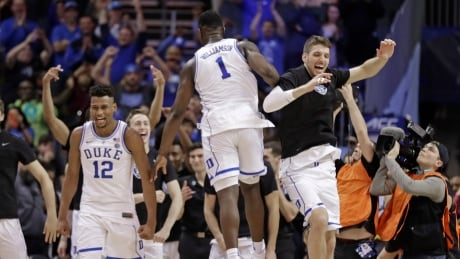 March Madness: Duke selected as top seed for NCAA tournament