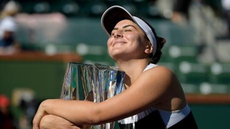 APTOPIX Indian Wells Tennis