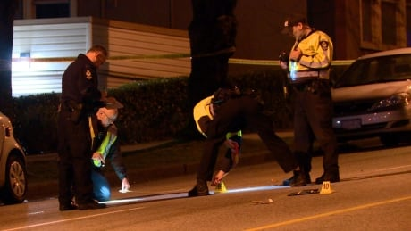 2 people in hospital after Fraser Street hit-and-run