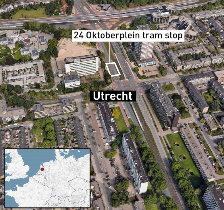 Turkish Man Arrested After 3 Killed In Utrecht Tram