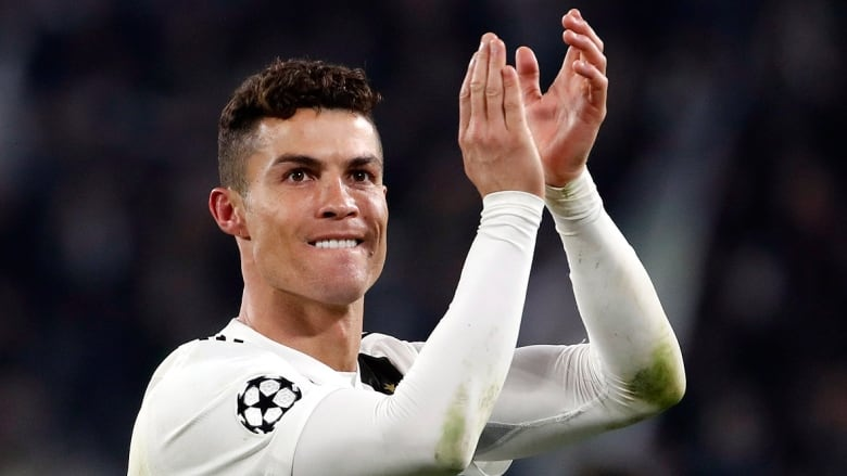 Ronaldo fined for gesture mocking Atletico Madrid coach