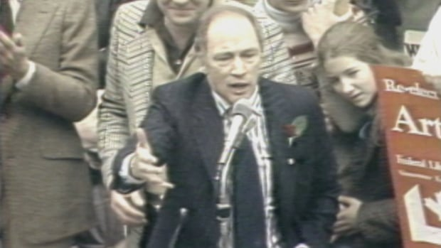 When Pierre Trudeau heckled the hecklers