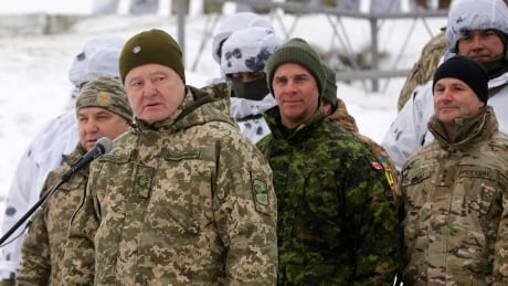 Canada extending military missions in Ukraine, Iraq