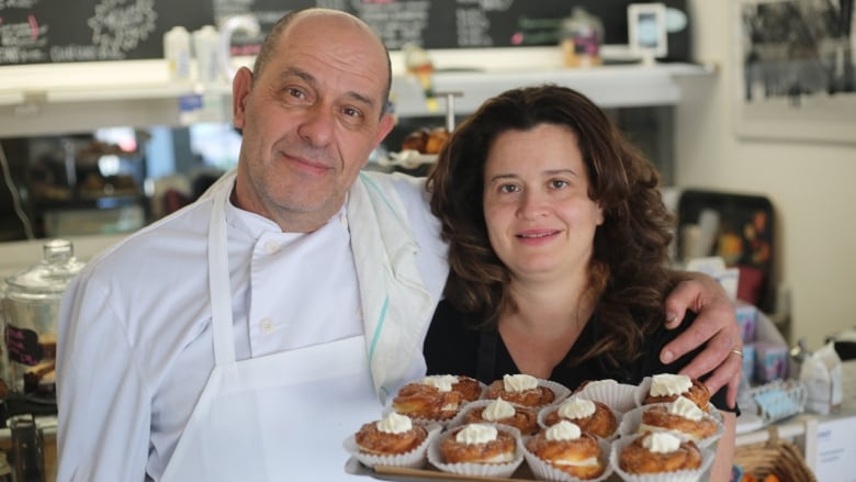 At Italian bakeries in Montreal, zeppole mean spring is here