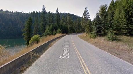Seven Mile Dam Road