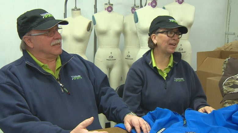 How this Durham clothing firm is helping people with