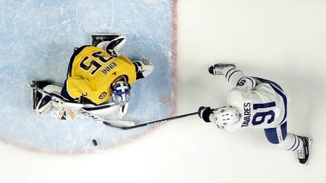 Maple Leafs Predators Hockey