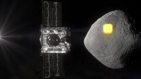 NASA's plan to scoop up dirt from asteroid hits a snag