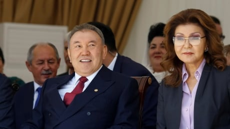 KAZAKHSTAN-PRESIDENT/DAUGHTER