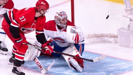 HKN Hurricanes Canadiens 20181213
