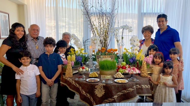 Thousands of Persians are celebrating Nowruz. Here's what it looks like