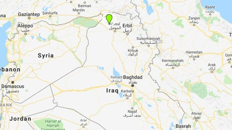 At least 40 killed in Iraq in Tigris River ferry accident